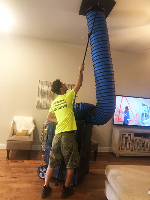 air duct cleaning in forth worth & Dallas